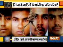 Nirbhaya rape-murder case: Tihar Jail readies new gallows to hang all 4 convicts together