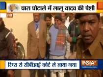 Fodder scam case: Lalu Prasad Yadav to appear in CBI court today