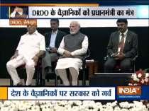 PM Modi inaugurates DRDO