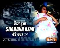 Shabana Azmi car accident: How did it happen? Know here