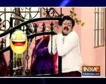 Tiwariji and Vibhuti narayan to get pregnant in Bhabiji Ghar Par Hain?