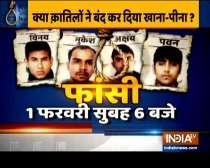 Delhi court issued fresh death warrants for Nirbhaya convicts