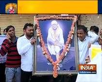 Sai Baba temple to remain open amid indefinite shutdown at Shirdi