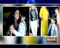 Naira aka Shivangi Joshi celebrates her parents wedding anniversary