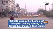 Delhi HC asks authorities to deal with plea seeking opening of Kalindi Kunj-Shaheen Bagh stretch