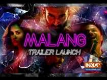 Aditya Roy Kapur, Anil Kapoor, and Disha Patani attend Malang trailer launch
