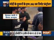 Priyanka Gandhi ignores injured ABVP students at AIIMS , watch video