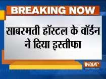Sabarmati Hostel warden resigns after violence inside JNU campus
