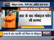 Greater Noida murder case: UP STF recovers Gaurav Chandel