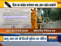 Anti-CAA protest: Delhi Police issues notice to ex Cong MLA Asif Mohd Khan, local politician Ashu Khan