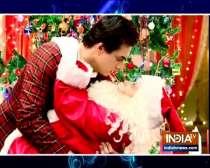 Naira turns Santa Claus in Yeh Rishta Kya Kehlata Hai