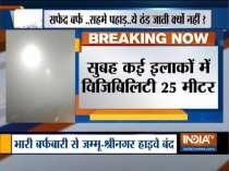 Dense fog engulfs Delhi-NCR; several trains, flights delayed