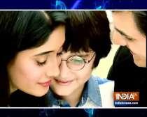 Yeh Rishta Kya Kehlata Hai: Naira turns cheerleader for son Kairav