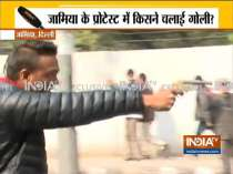 Student hurt as man opens fire during anti-CAA protest march in Delhi