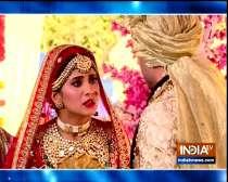 Kartik gone missing on the day of his wedding in Yeh Rishta Kya Kehlata Hai