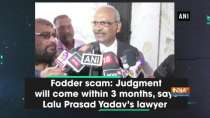 Fodder scam: Judgment will come within 3 months, says Lalu Prasad Yadav