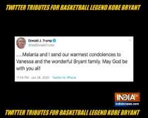From Barack Obama to Lewis Hamilton, Twitterati expresses grief over the demise of Kobe Bryant