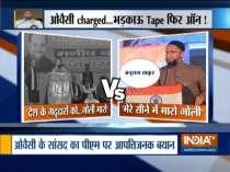 Asaduddin Owaisi challenges Anurag Thakur over his