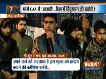 Former AMU student union president Faizul Hasan stirs controversy with remark on anti-CAA protests