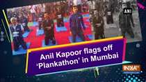 Anil Kapoor flags off