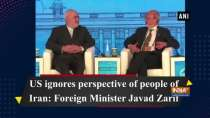 US ignores perspective of people of Iran: Foreign Minister Javad Zarif