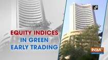 Equity indices in green early trading
