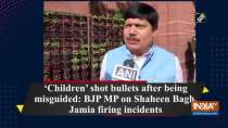 Children shot bullets after being misguided: BJP MP on Shaheen Bagh, Jamia firing incidents
