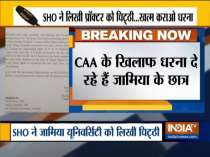 Delhi Police Asks Jamia Millia University To Remove Protesters From Gate 7