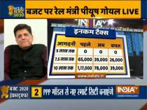 Understand complete Budget 2020 from Piyush Goyal