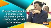 Piyush Goyal attacks Congress over ex-Mumbai police chief