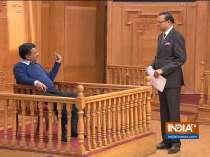 Kejriwal in Aap Ki Adalat: Delhi government has no role in delaying Nirbhaya convicts