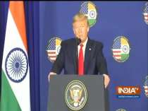 Discussed terrorism at length today: Donald Trump