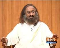 Sri Sri Ravi Shankar in Aap Ki Adalat (Full Episode)