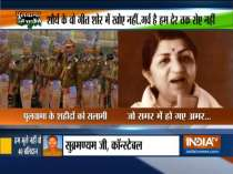 Queen of melody Lata Mangeshkar pays tribute to martyrs of Pulwama with her soulful voice