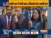 Delhi Polls: LK Advani, daughter Pratibha Advani cast votes