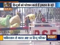 200 Pakistani Hindus cross Attari-Wagah border, some say will seek asylum