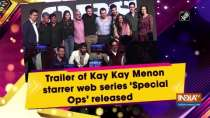 Trailer of Kay Kay Menon starrer web series