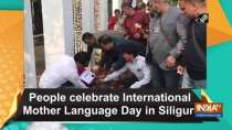 People celebrate International Mother Language Day in Siliguri