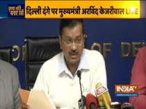 Any person who is found guilty should be given stringent punishment: CM Kejriwal on Delhi violence