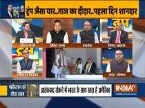 Kurukshetra: Watch politicians and analysts debate Donald Trump