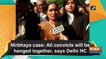 Nirbhaya case: All convicts will be hanged together, says Delhi HC