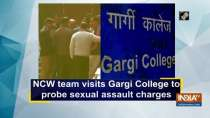 NCW team visits Gargi College to probe sexual assault charges