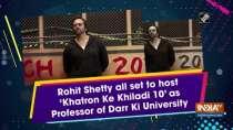 Rohit Shetty all set to host