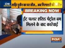Chakravyuh: Delhi Police seals house of AAP councillor Tahir Hussain   February 27, 2020