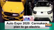 Auto Expo 2020: Carmakers showcase their best for India