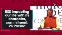 RSS impacting our life with its character, commitment: RS Prasad