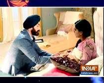 Choti Sardarni: Sarab pampers pregnant Meher