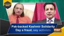 Pak-backed Kashmir Solidarity Day a fraud, say activists