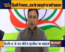 Congress slams Centre over