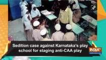 Sedition case against Karnataka